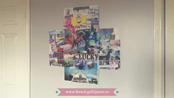 Vision boards - New Age Hipster