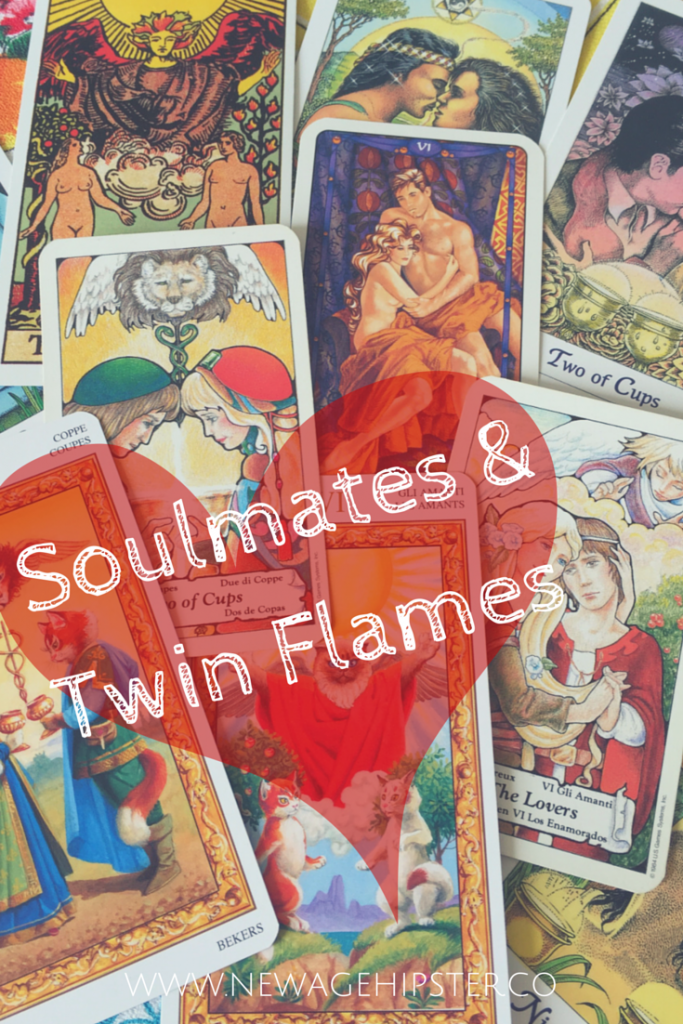 Soulmates and twin flames - everything you need to know!