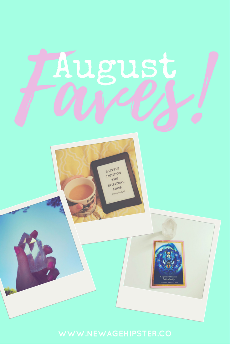 August Faves New Age Hipster