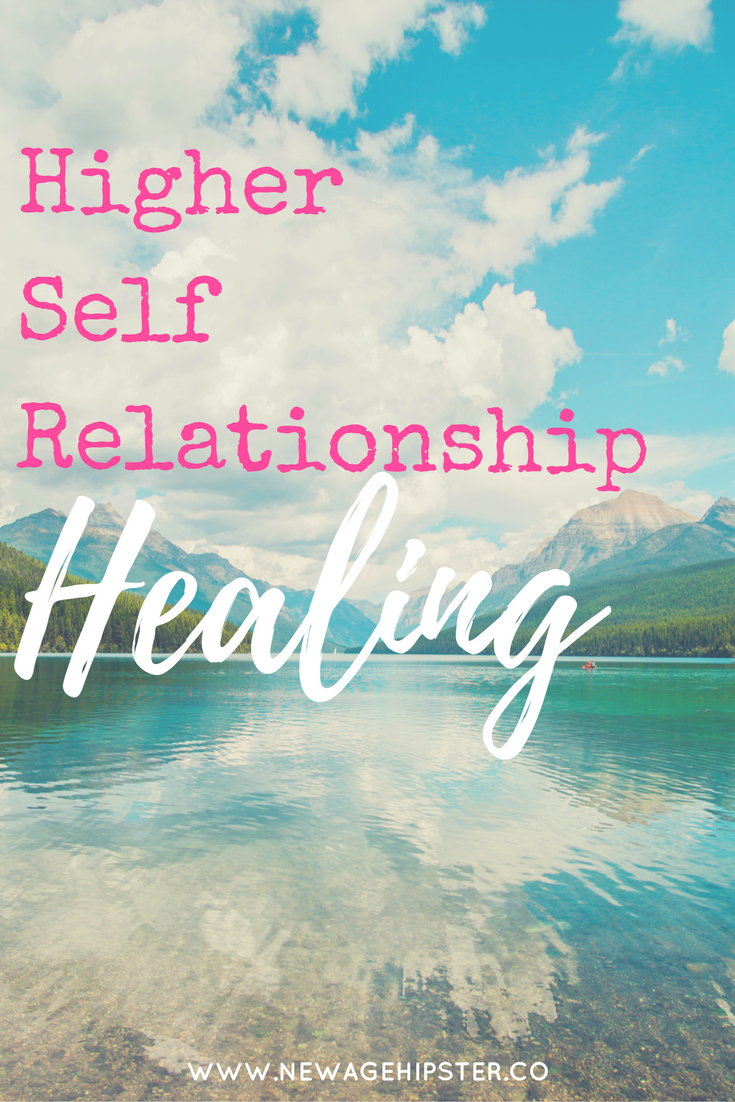 Higher Self Relationship Healing with Vix from New Age Hipster