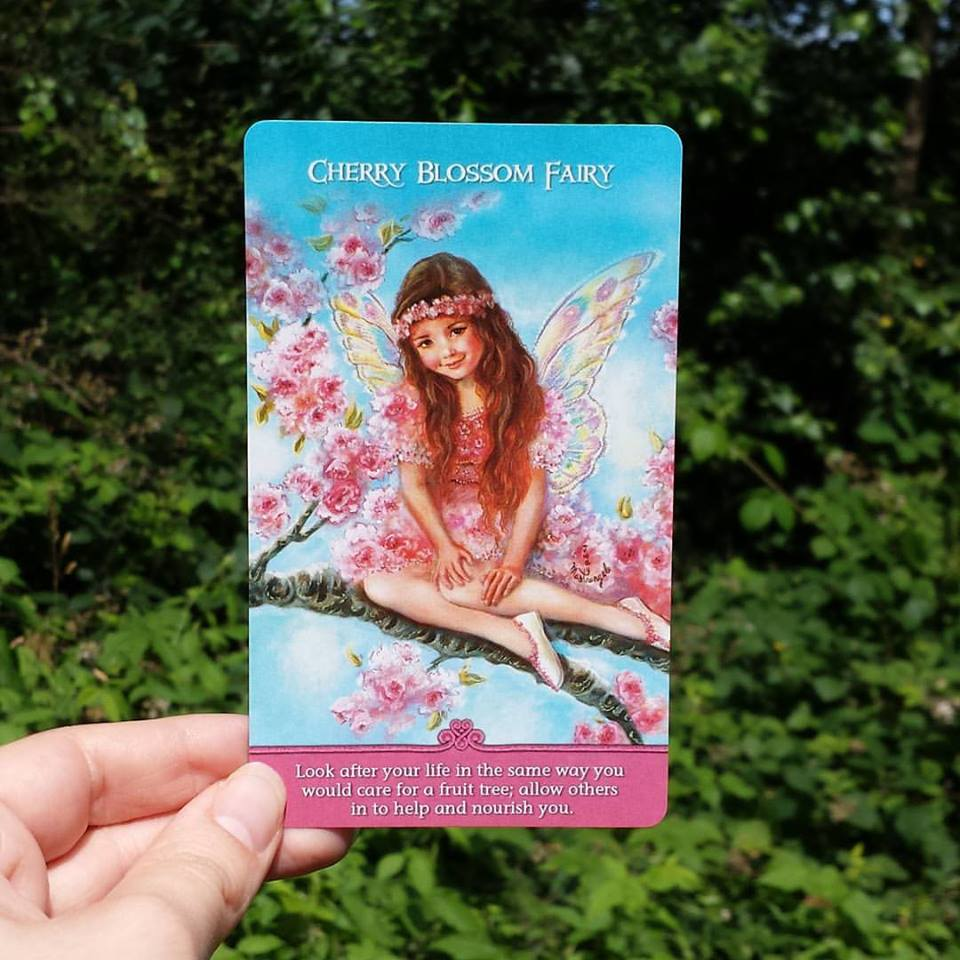 Naomi, did you bring your Fairy cards?? :D x