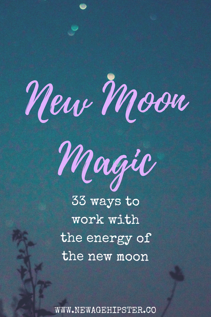 New Moon Magic