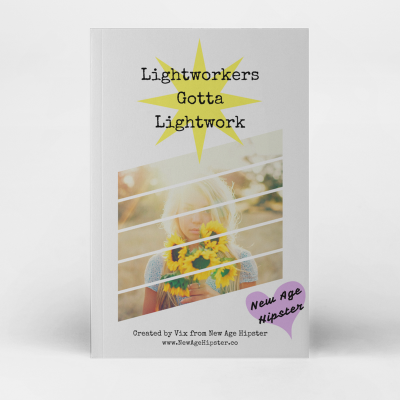 Lightworkers Gotta Lightwork Free Ebook x