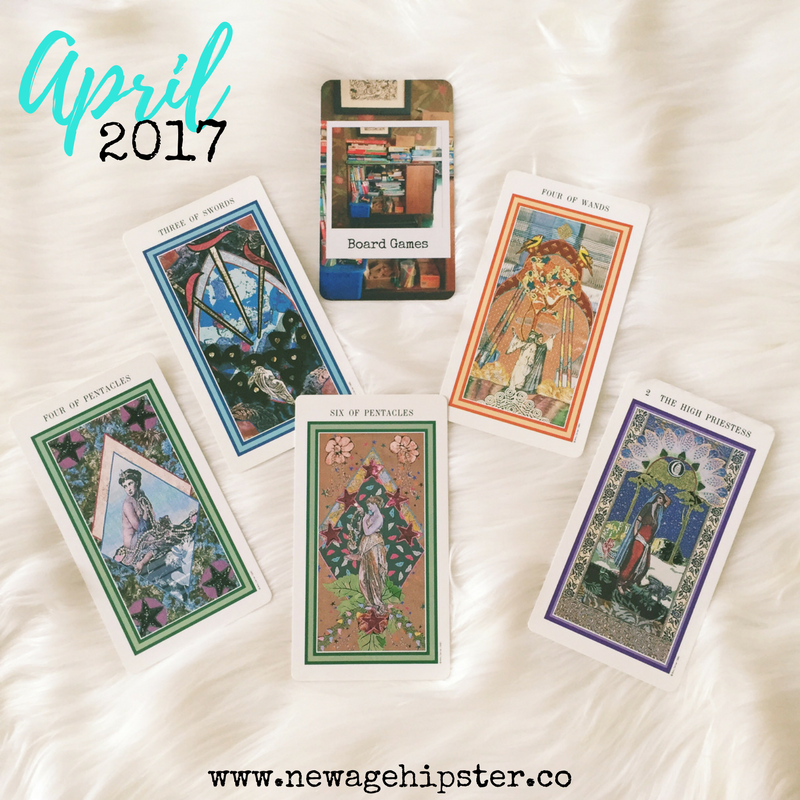 The Enchanted Tarot + NewAgeHipster InstaOracle