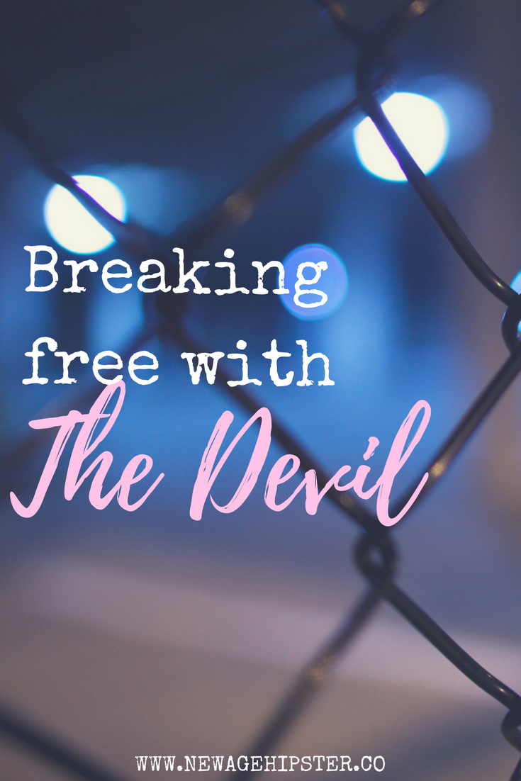 Breaking Free with the Devil New Age Hipster