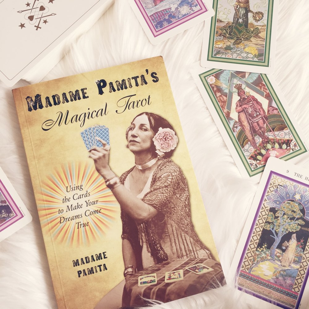 An interview with madame pamita new age hipster madam pamitas magical tarot fandeluxe