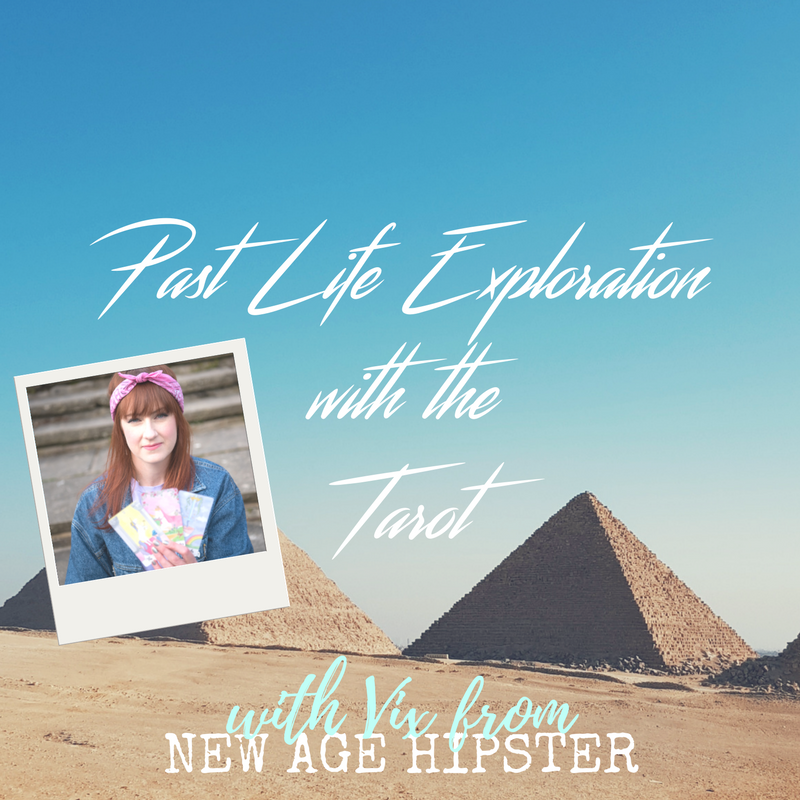 Past Life Exploration with The Tarot