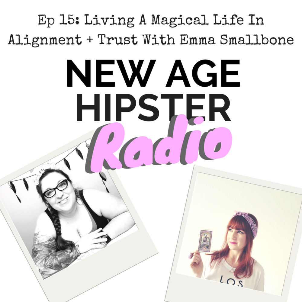 Emma Smallbone New Age Hipster Radio