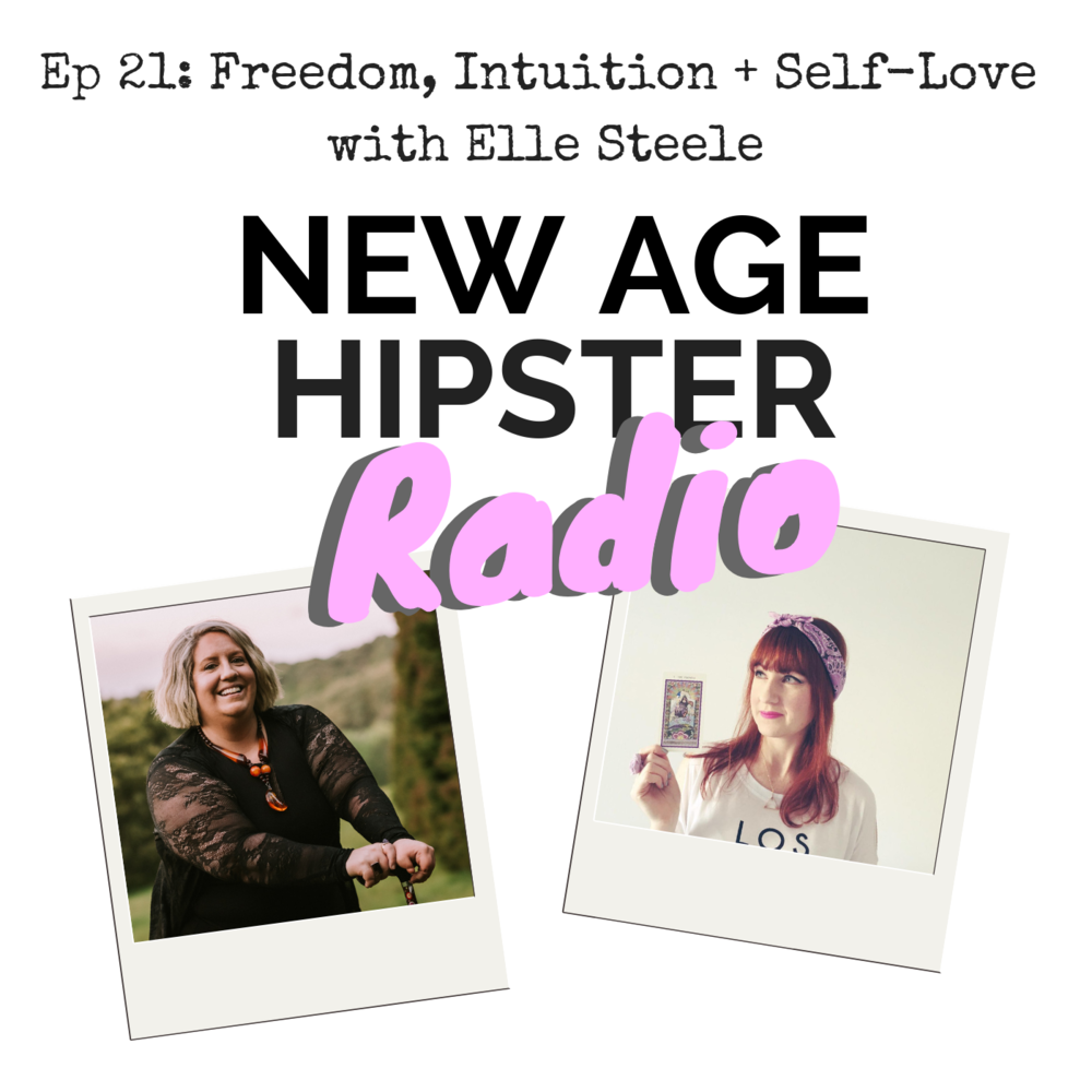 New Age Hipster Radio Podcast Elle Steele