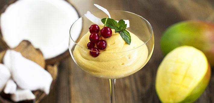 Mango Creme QimiQ