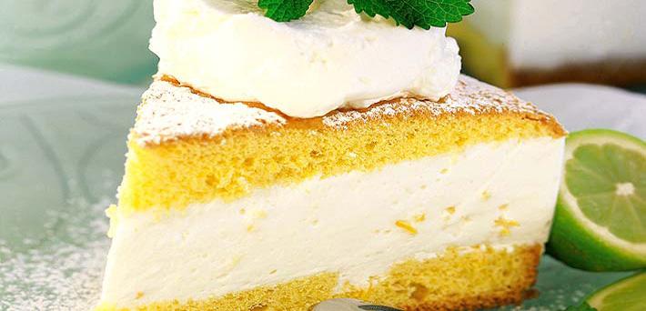 Joghurt topfen torte