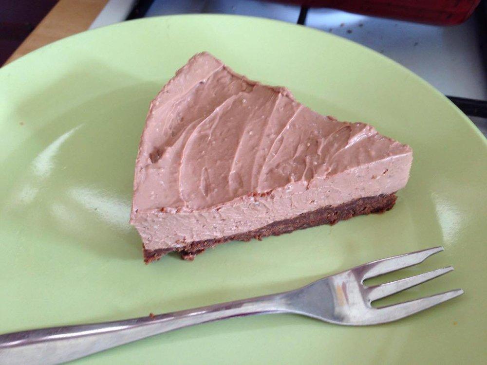 QimiQ Cheesecake