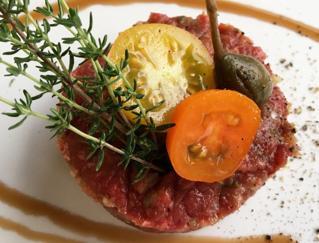 Das sensationelle Beef Tartar