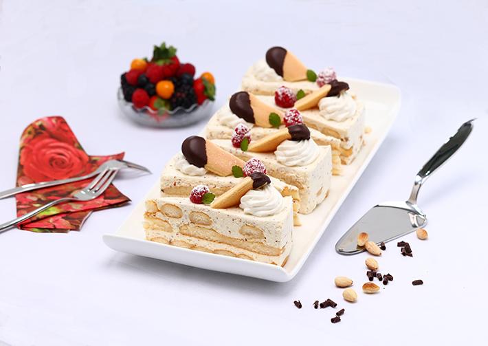 QimiQ Malakoff Torte