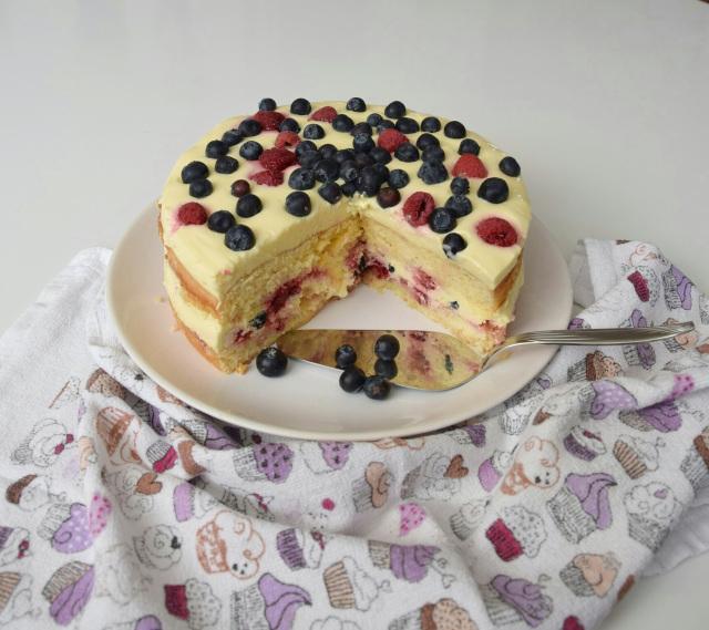 QimiQ Naked Cake
