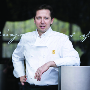 Heinz Reitbauer (c) The world's 50 best restaurants