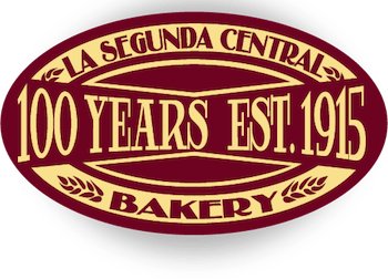 We get our fresh, authentic Cuban bread and pastries from La Segunda Central in Ybor City.