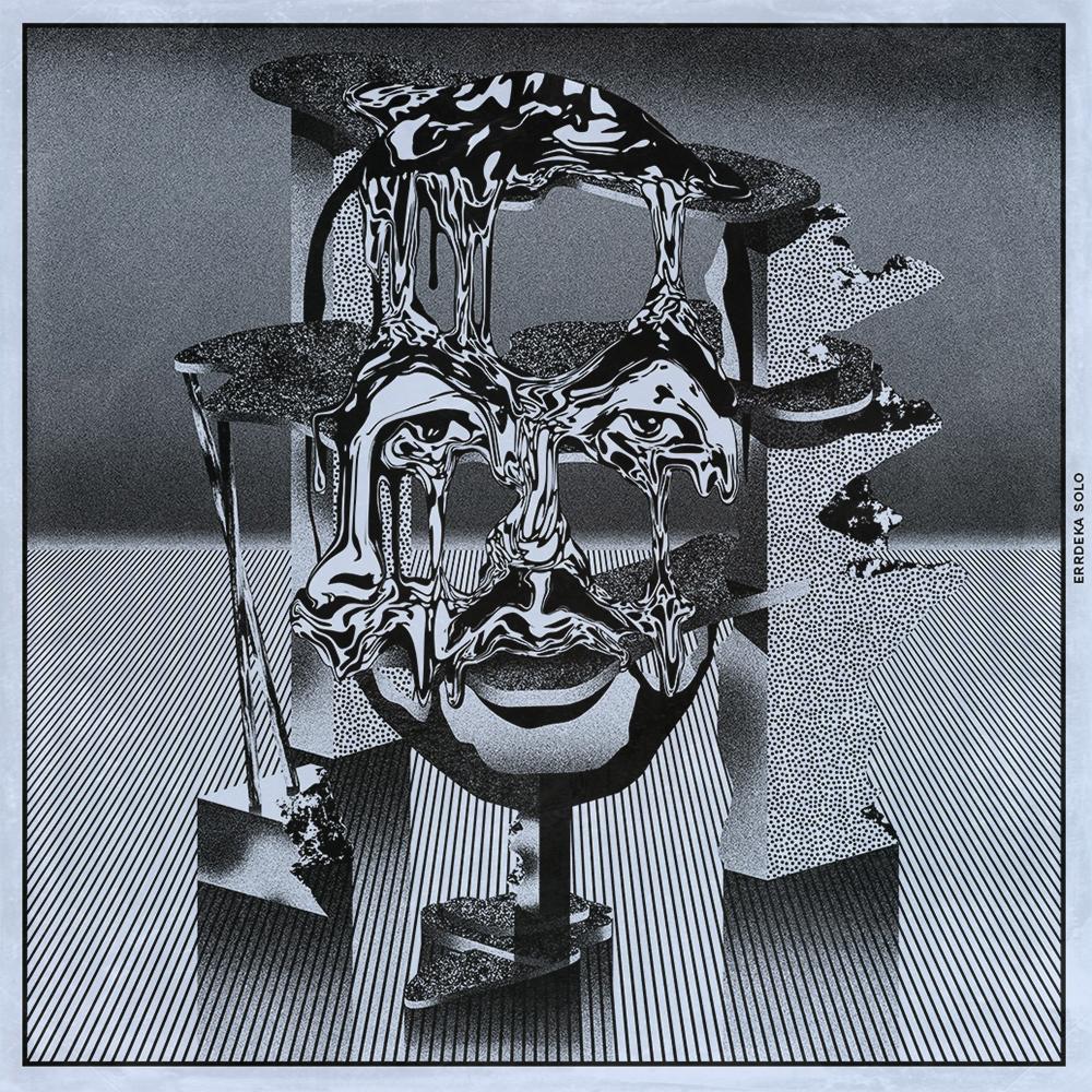 "SOLO - ERRDEKA // Cover Artwork for the album ""Solo"" by Errdeka."