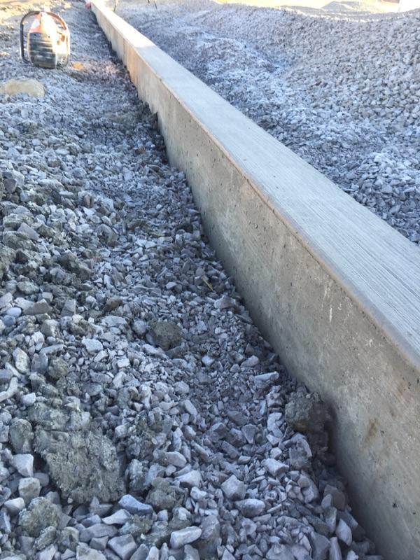 Concrete Curbs