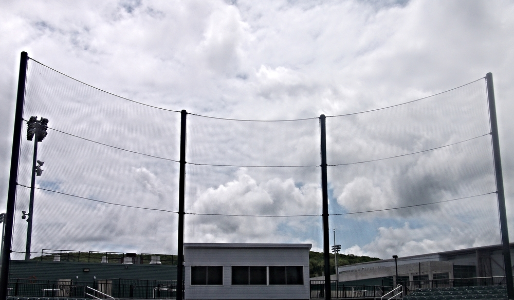 Tension Netting Backstops