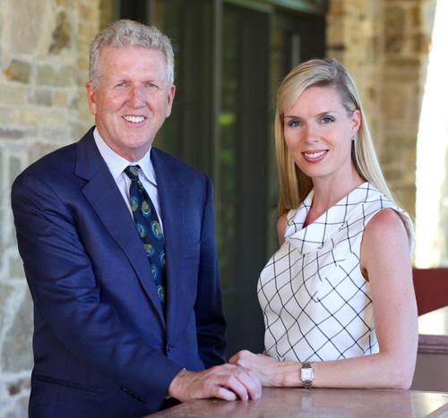 Jeff Watson and Cheryl Staley