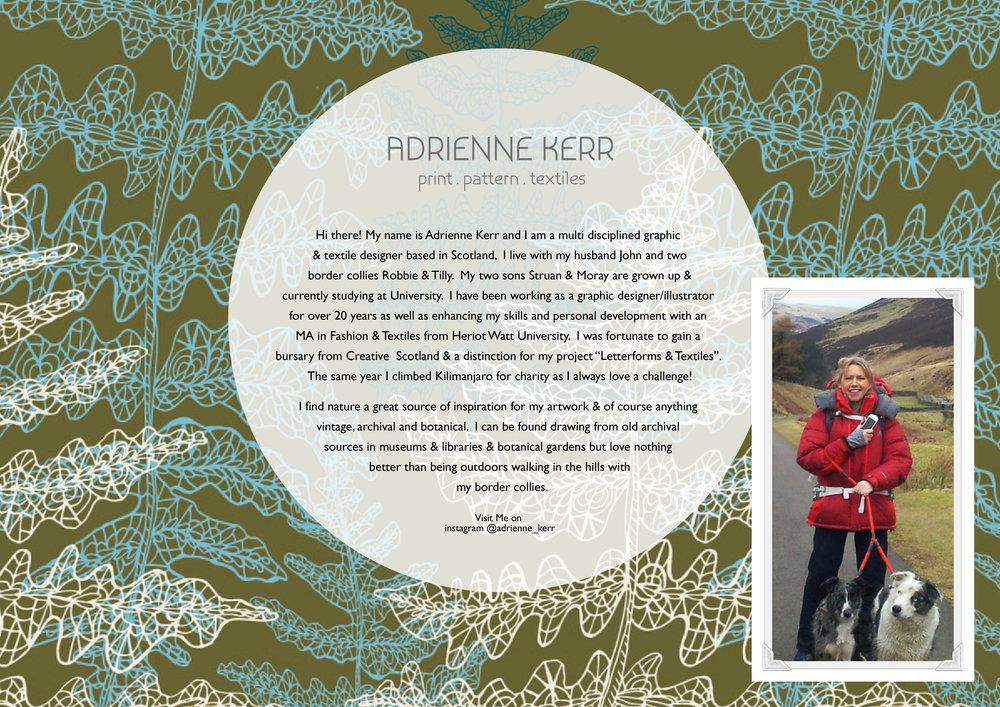 Adrienne Kerr Bio