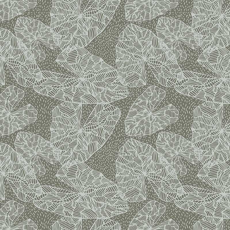 Palm Print - Natural Tones