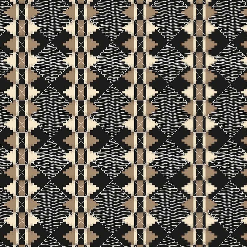 Spicy Textile - Natural Tones