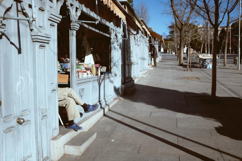 Calle Dr. Velasco, Madrid