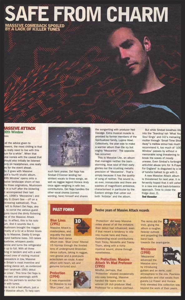 NME Magazine Review #4