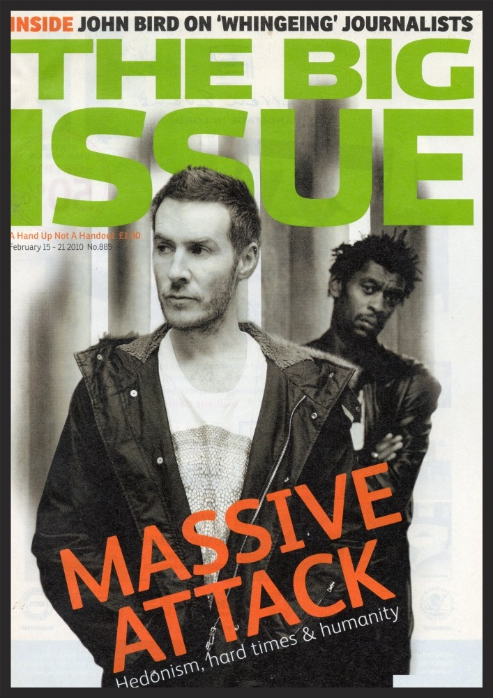 The Big Issue Interview #3