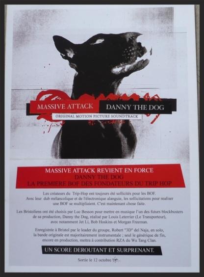 Danny The Dog Mem.