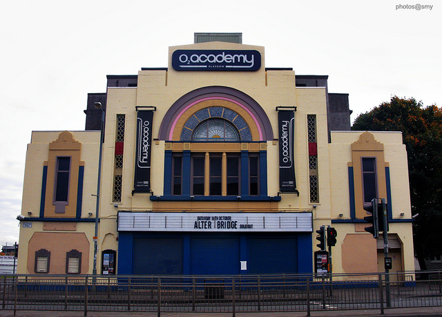 Massive Attack to go on tour this November? Ticketmaster listed Massive Attack as playing the O2 Academy in Glasgow earlier this week before removing details of the show.