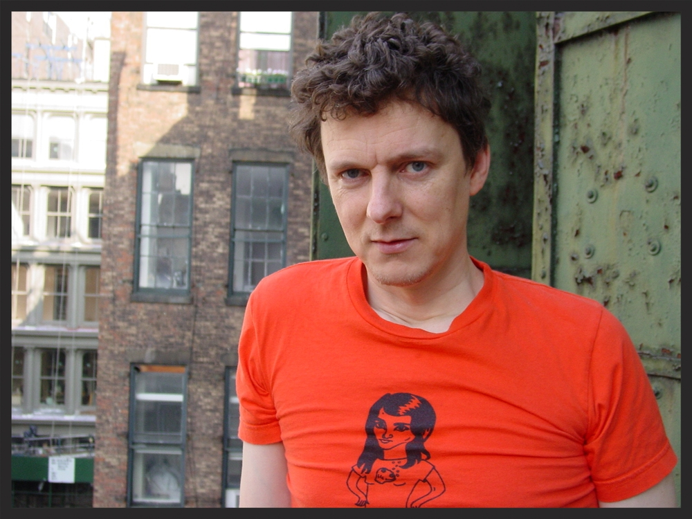 Michel Gondry, director of the promo video for Protection. He has also directed videos for Bjork, The Chemical Brothers, Radiohead and The White Stripes.