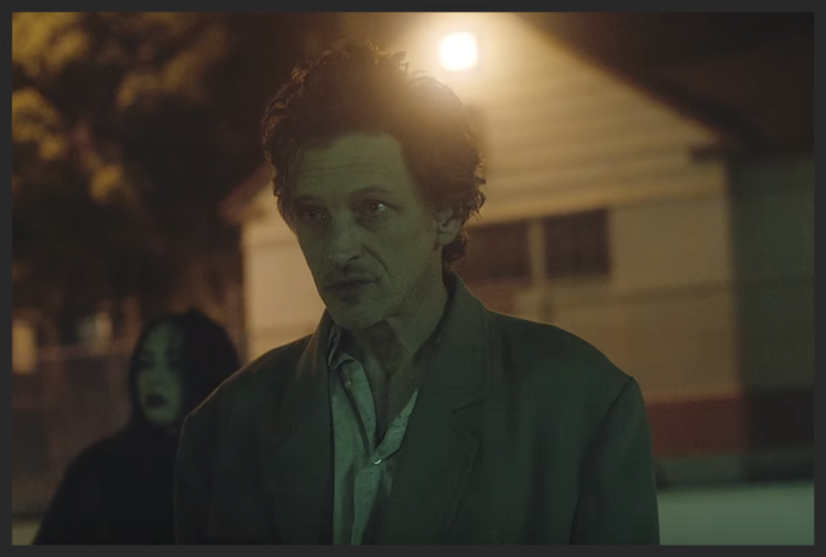 Indie actor  John Hawkes  starred in the promo video for Take It There, directed by  Hiro Murai  and filmed in Highland Park, Los Angeles.
