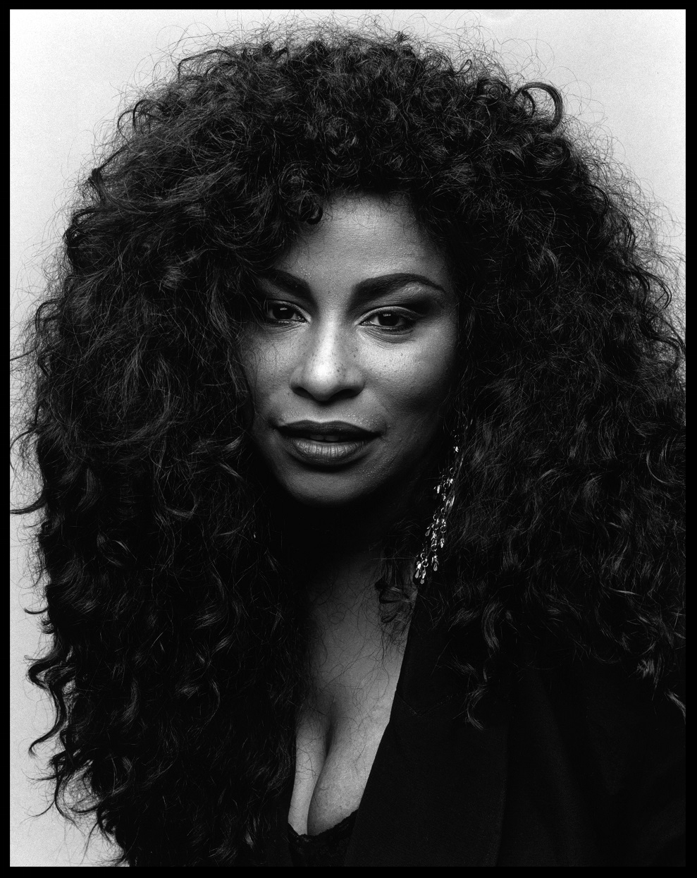 American singer Chaka Khan's 1980 hit Any Love was the basis for Massive Attack's cover version of the song
