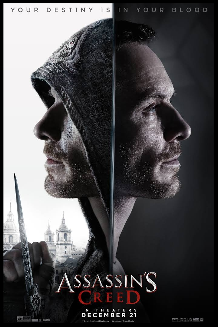 He Says He Needs Me was featured on the soundtrack album and also during the end credits for the 2016 video game adaption movie Assassins Creed starring Michael Fassbender,
