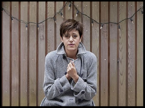 Tracey Thorn of the band Everything But The Girl who Massive Attack worked with on both Better things and  Protection .