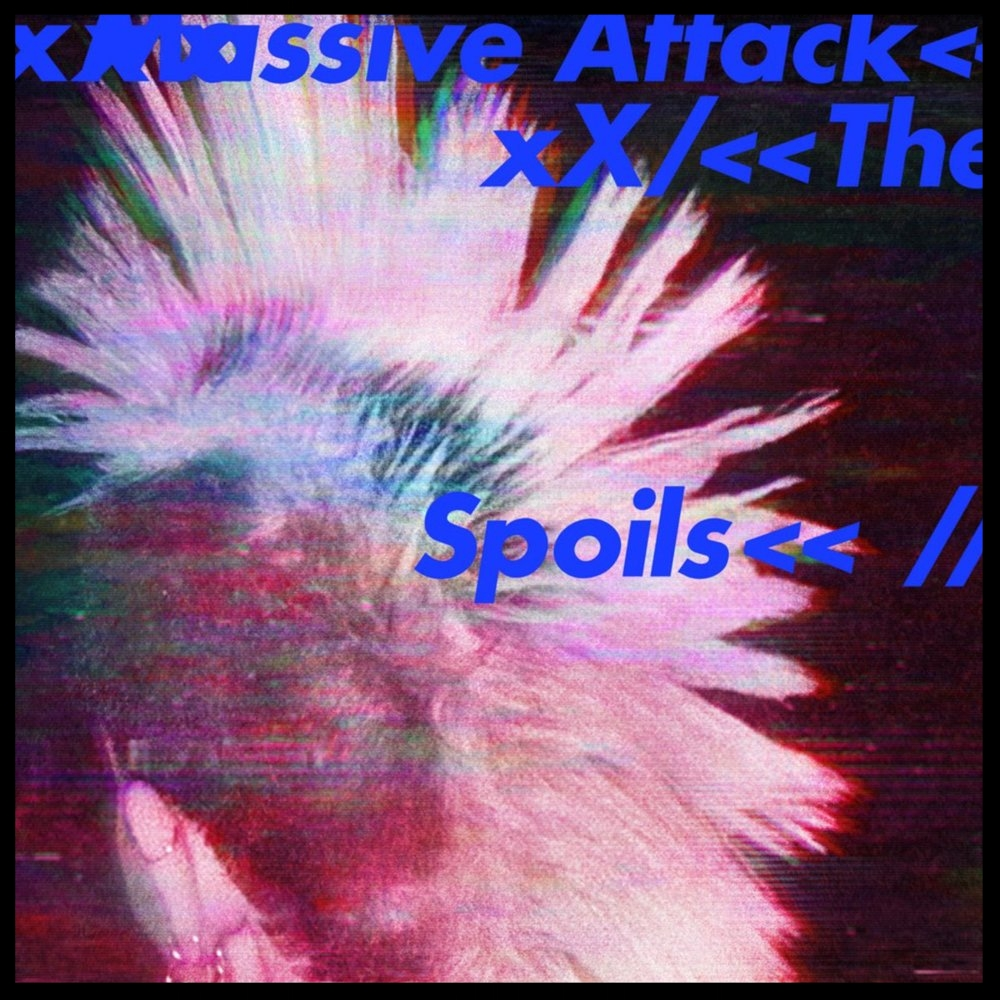 The front cover of The Spoils EP which Come Near Me featured on as the 2nd track.