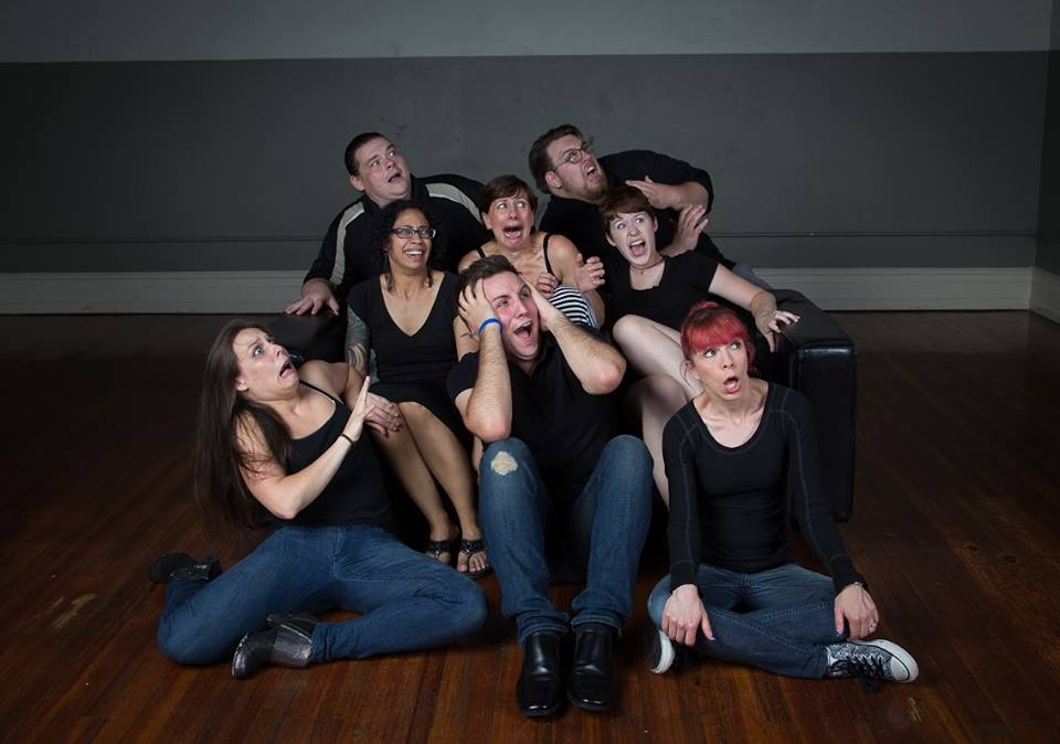 Improv comedy troupe The Associated Mess performs Saturday, Aug. 1, in Bethlehem.