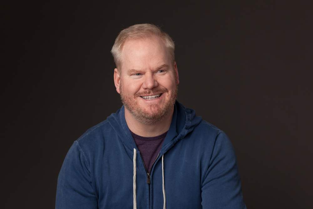 Comedian Jim Gaffigan will replace pop singer Meghan Trainor on Sept. 6 at the Great Allentown Fair in Allentown.  (Alan Gastelum Photo)