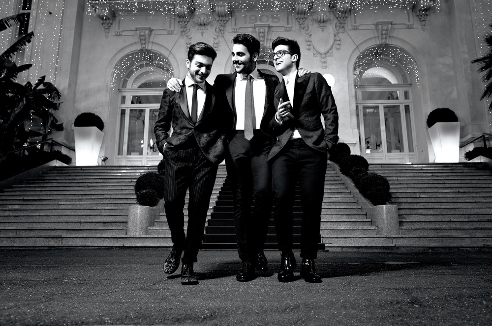 Operatic teen pop trio Il Volo is set to return Feb. 21 to the State Theatre in Easton, where they previously headlined in 2012.  (Photo Courtesy of the State Theatre)
