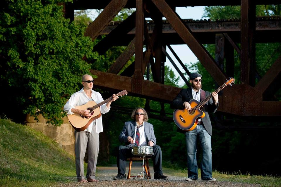 Acoustic Bite Trio returns Saturday, Aug. 29, to Easton for a free performance at Porters' Pub. (Bill Stank Photo)
