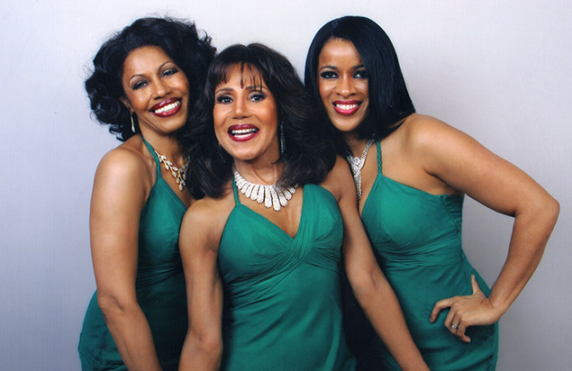 R&B group The Crystals will perform a free concert Sunday, Aug. 30, at the SteelStacks complex in Bethlehem. (Photo Courtesy of ArtsQuest)