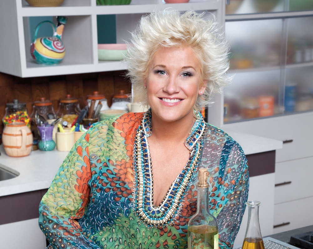 "Celebrity chef Anne Burrell will appear Oct. 28 at the State Theatre in Easton as part of the fifth annual ""Girls' Night Out"" event.  (Photo Courtesy of the State Theatre)"