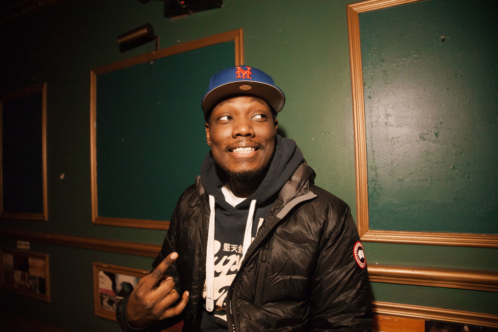Comedian Michael Che will perform Oct. 23 at Musikfest Cafe in Bethlehem.  (Mindy Tucker Photo)