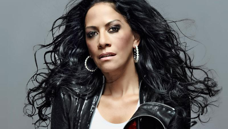 Celebrated percussionist Sheila E. will sign copies of her new memoir Saturday, Sept. 12, at the Barnes & Noble in Bethlehem Township.  (Sheilae.com Photo)