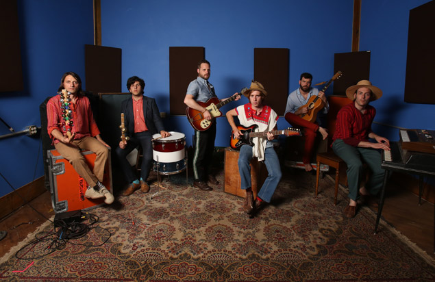 Indie rockers Dr. Dog this weekend headline ArtsQuest's Levitt Pavilion stage at the SteelStacks complex in Bethlehem. (Courtesy Photo)