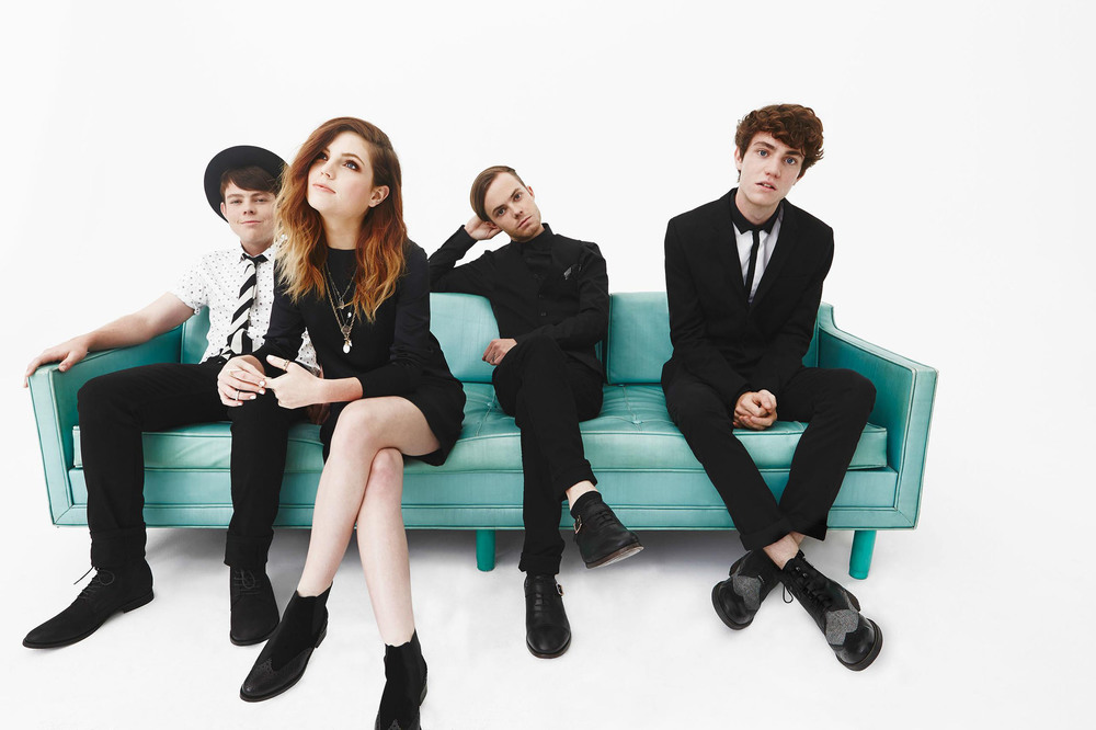 Alt-pop rock band Echosmith will perform Dec. 10 at Musikfest Cafe in Bethlehem. (Courtesy Photo)