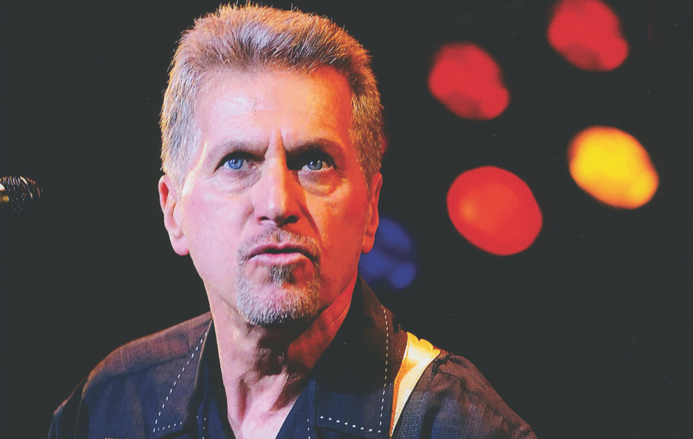 Guitarist Johnny Rivers and his band on Nov. 13 headlined the State Theatre in Easton.  (Courtesy Photo)